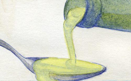 huile d'olive château virant