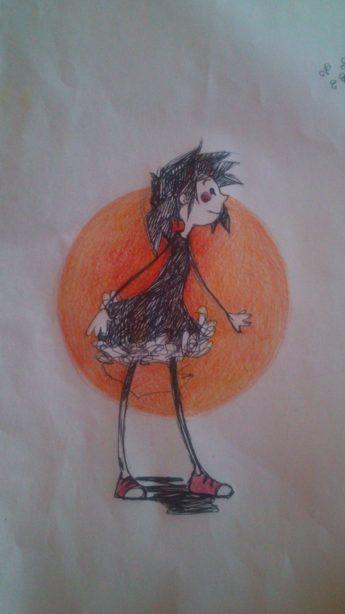 anne-charlotte robe soleil