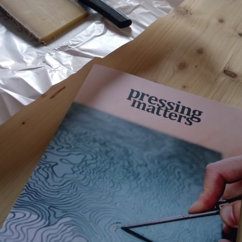 Pressing Matters Magazine Issue 5