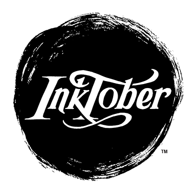 logo Inktober challenge Instagram