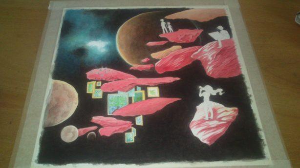 univers arts tableaux