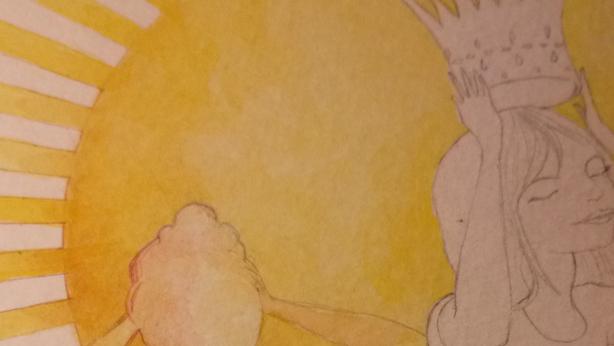 orgueil illustration one-shot